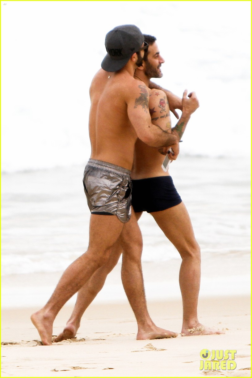 marc jacobs harry louis shirtless sexy in rio 052847143