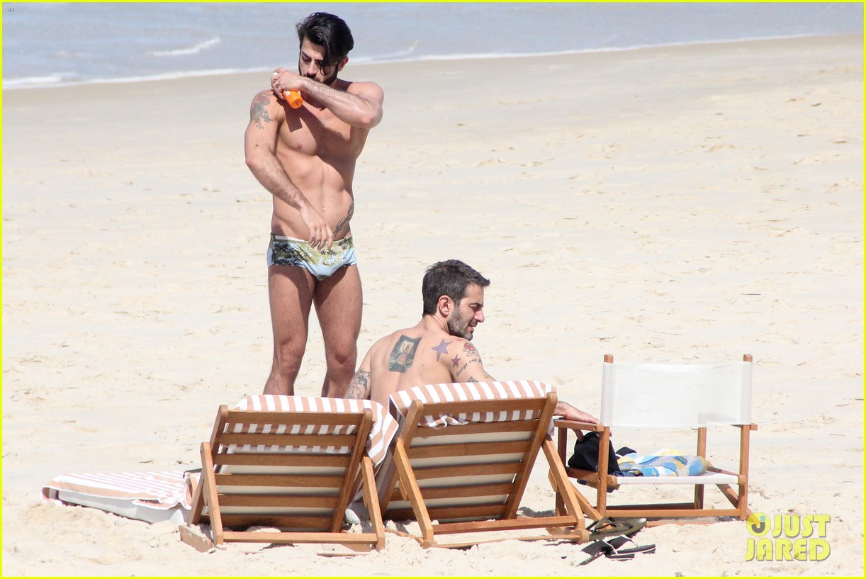 marc jacobs harry louis speedo sexy in rio 29