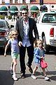 ben affleck jennifer garner track meet with the girls 14