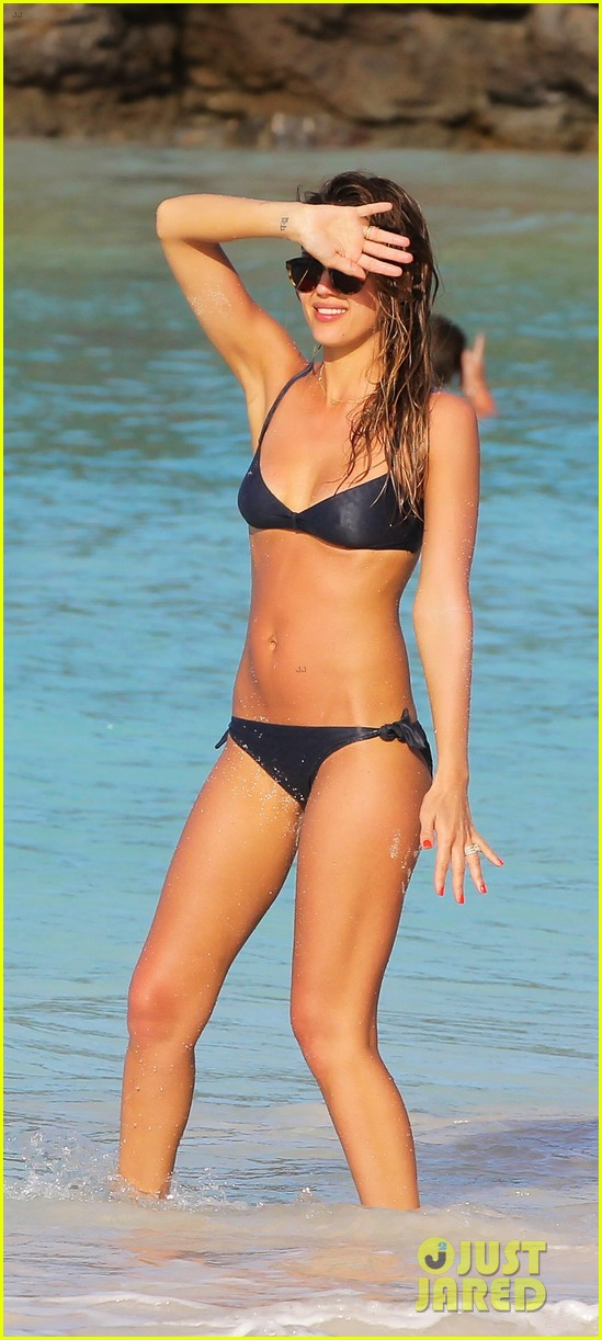 jessica alba purple bikini pretty 032844912