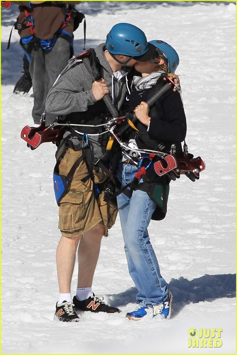 aaron taylor johnson wife sam easter ziplining 10