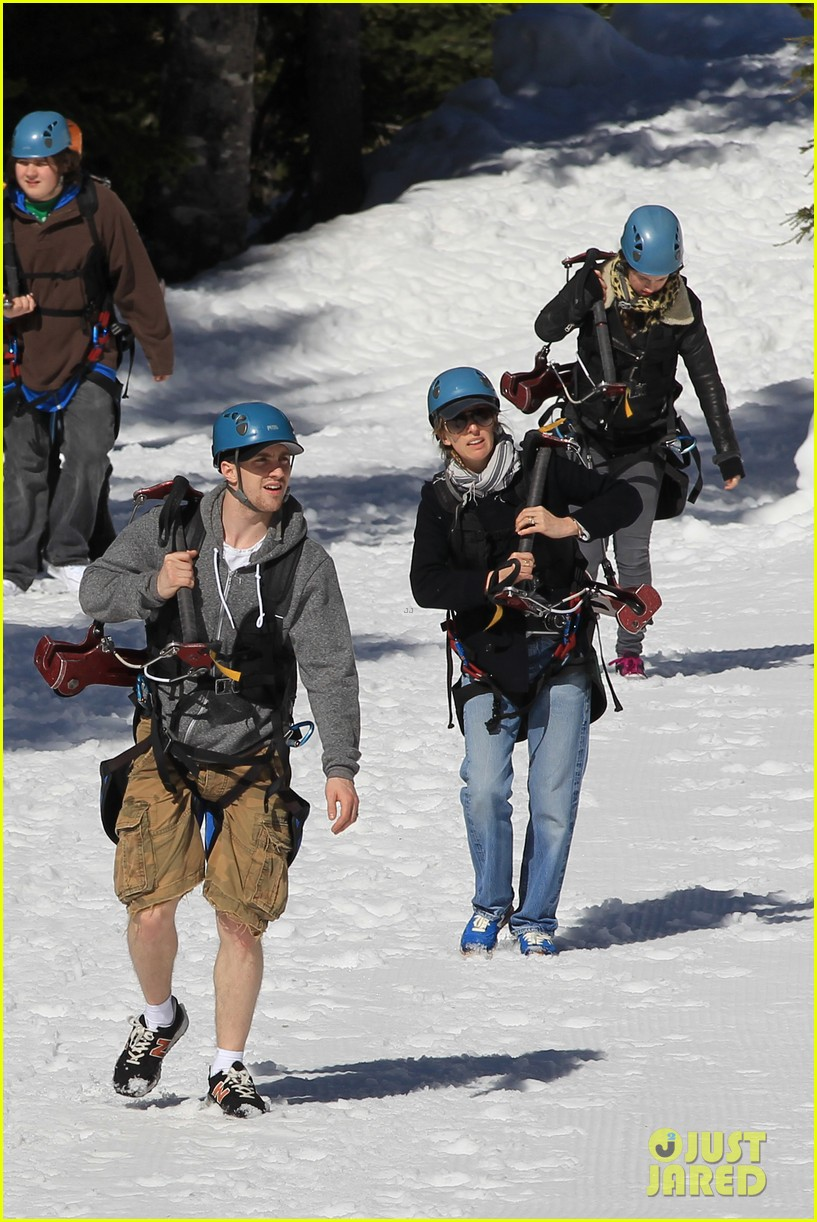 aaron taylor johnson wife sam easter ziplining 15