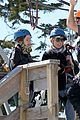 aaron taylor johnson wife sam easter ziplining 07