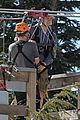 aaron taylor johnson wife sam easter ziplining 29