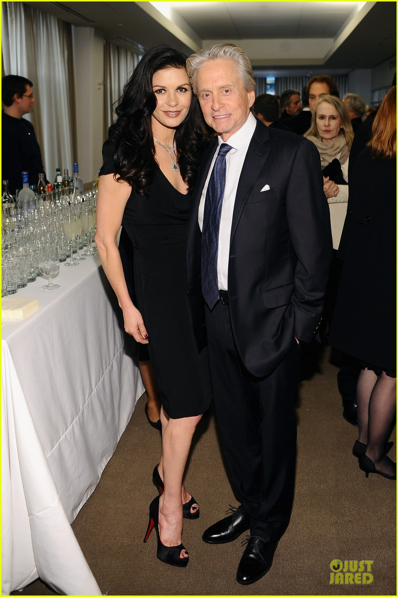 catherine zeta jones michael douglas chaplin award gala 012856294