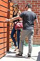 miranda kerr orlando bloom romp around with flynn 07