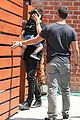 miranda kerr orlando bloom romp around with flynn 14
