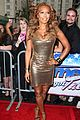heidi klum mel b americas got talent in los angeles 16