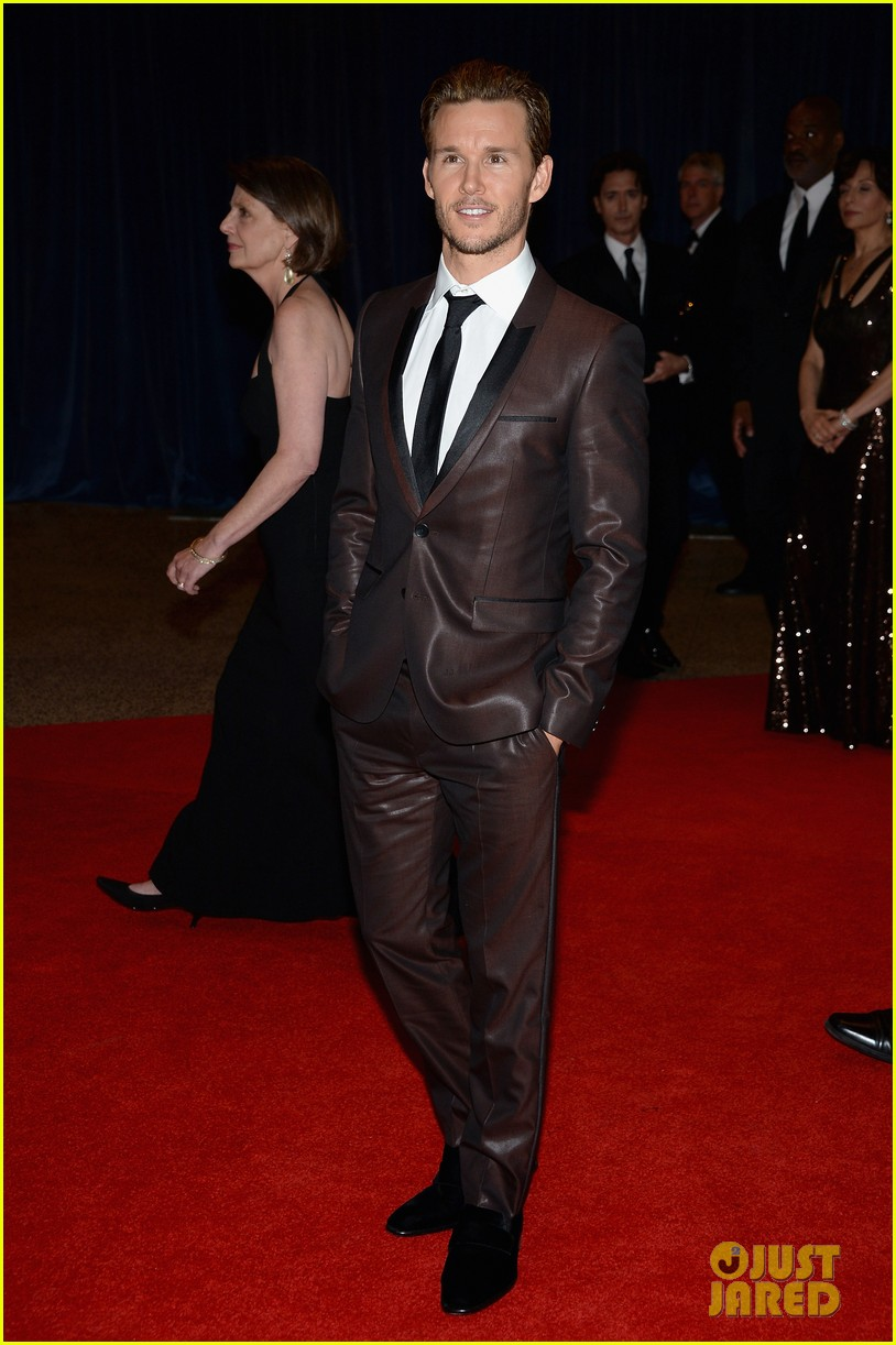 ryan kwanten white house correspondents dinner 2013 01