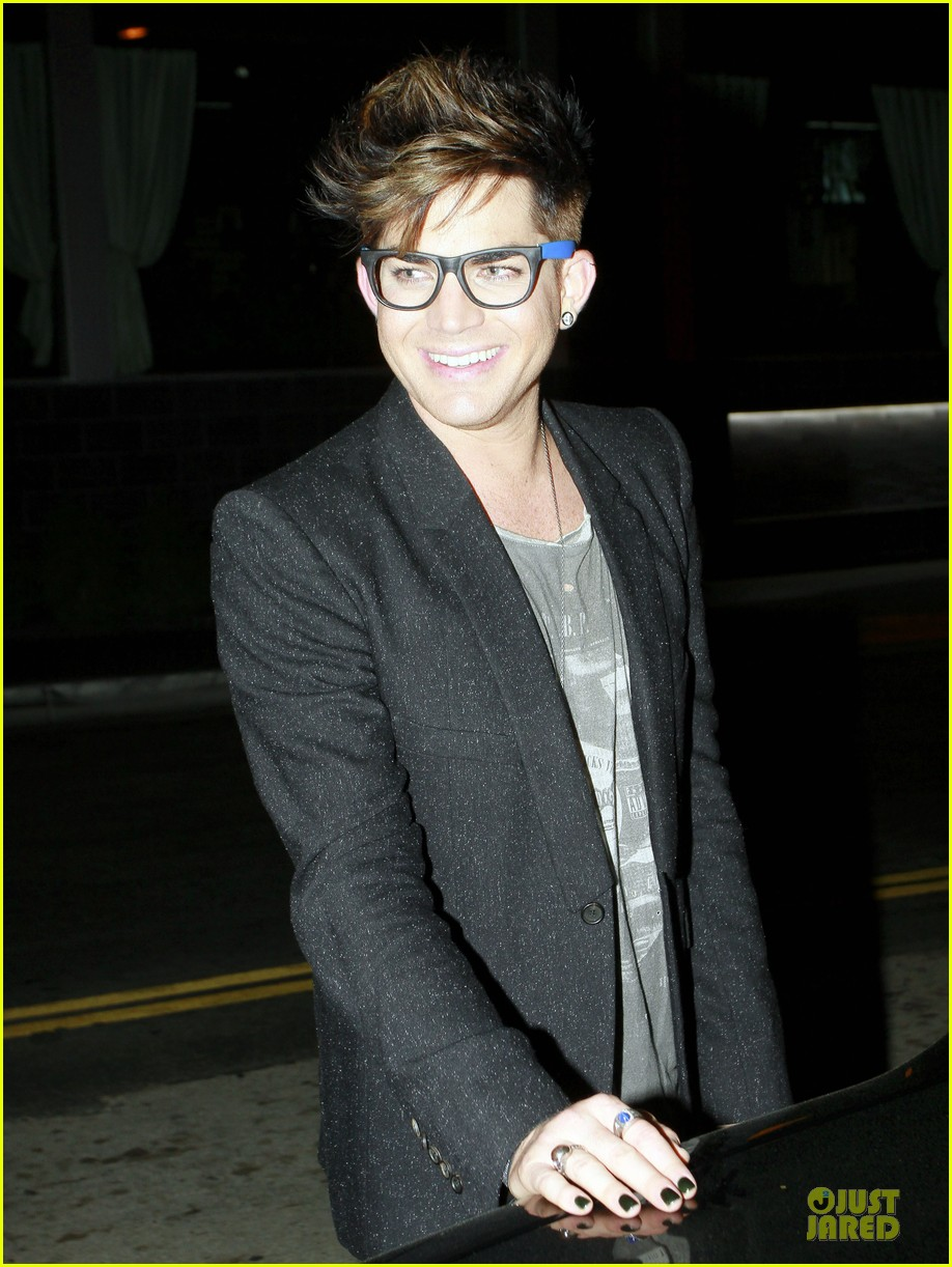 adam lambert bootsy bellows nightclub after sauli koskinen split 022844244
