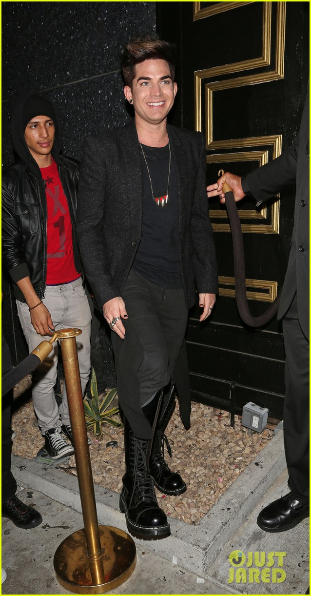 adam lambert retweet me for the trevor project 042859956