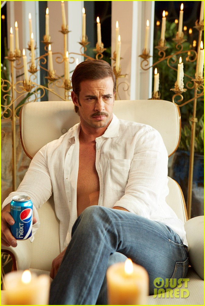 william levy shirtless for pepsi next campaign shoot 05
