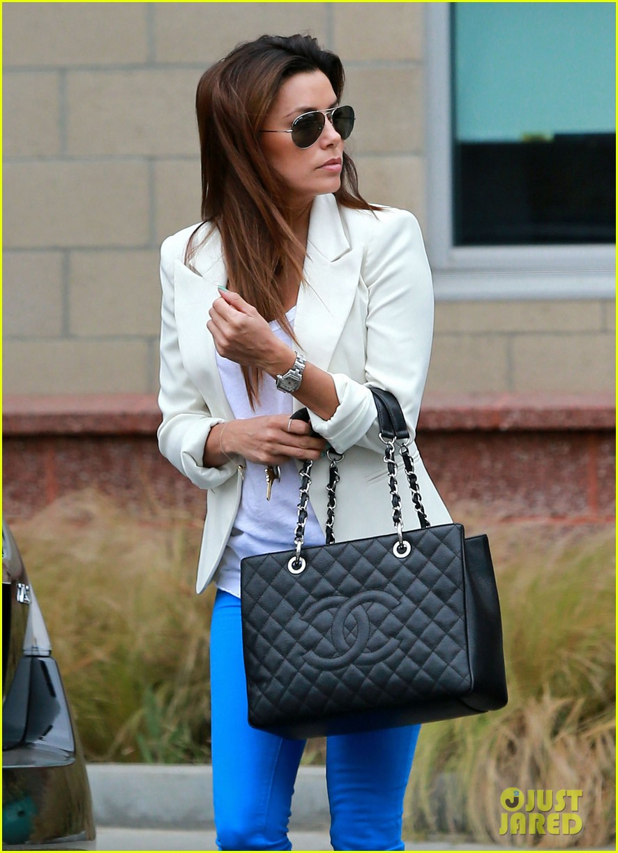 eva longoria errands before food chains fundraiser 202857911