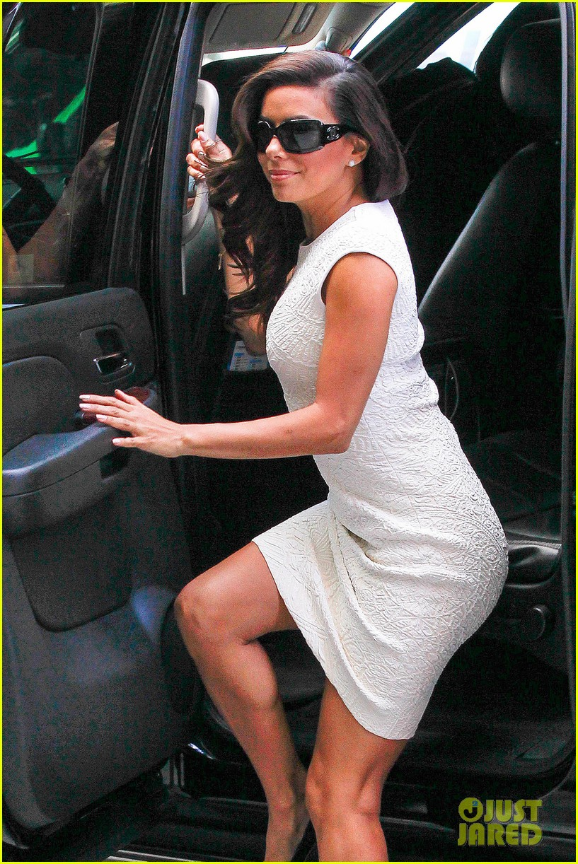 eva longoria morning show appearance in new york city 06