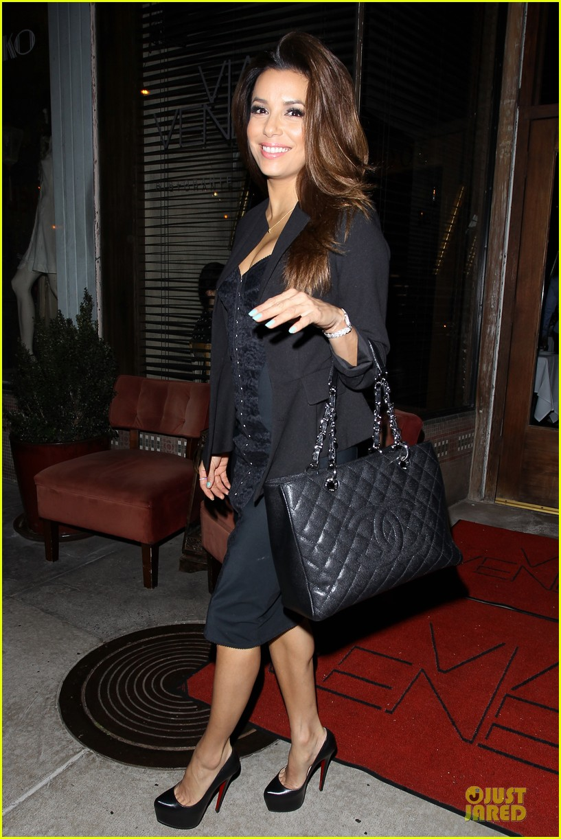 eva longoria san antonio spurs dinner 03