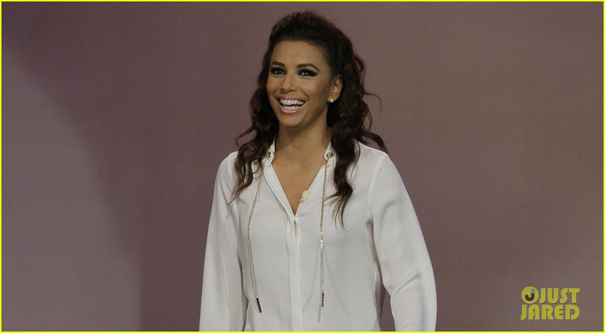 eva longoria ready for love on tonight show 042843724