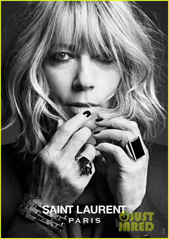 courtney love marilyn manson st laurent music project campaign 102842617