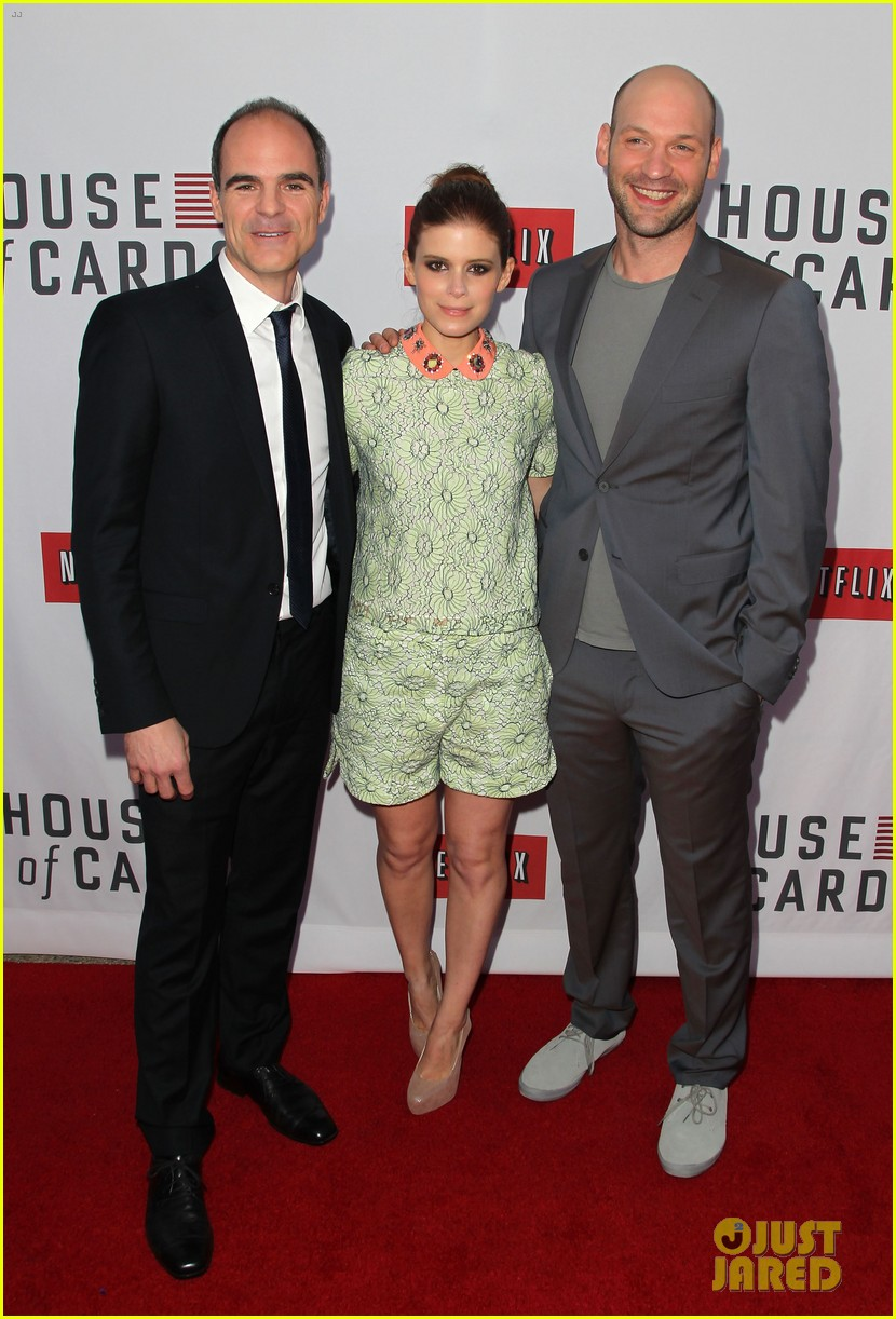 kate mara kevin spacey house of cards qa event 012858536