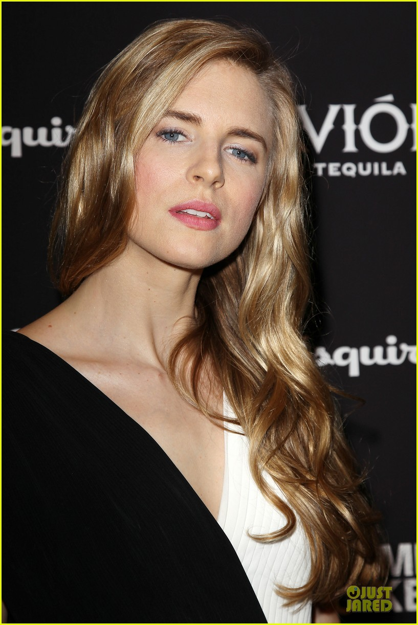 brit marling stanley tucci the company you keep new york premiere 12