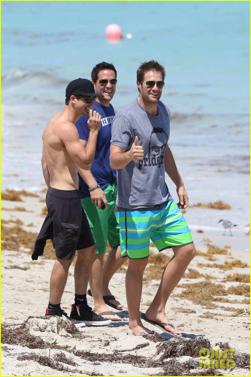 james marsden geoff stults nautica triahtlon in miami 102845650