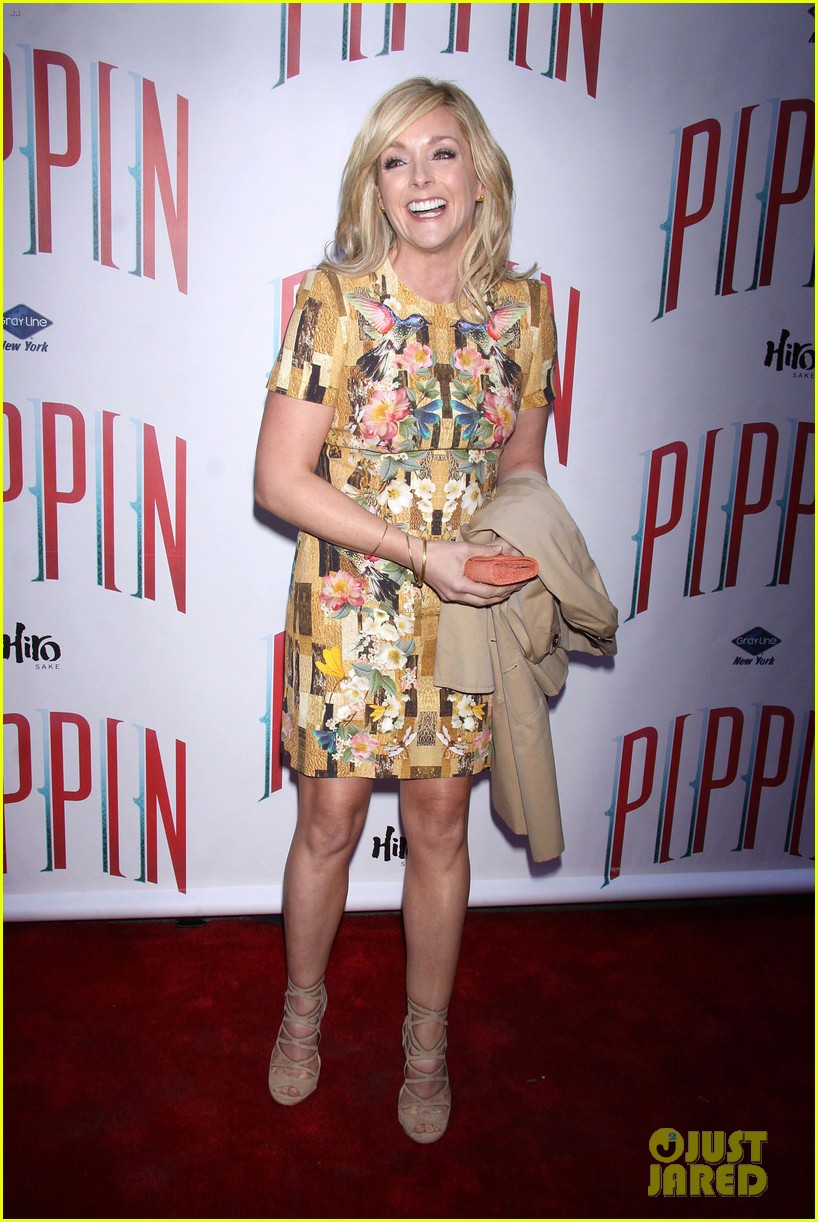 ricky martin debra messing pippin broadway opening 052858259