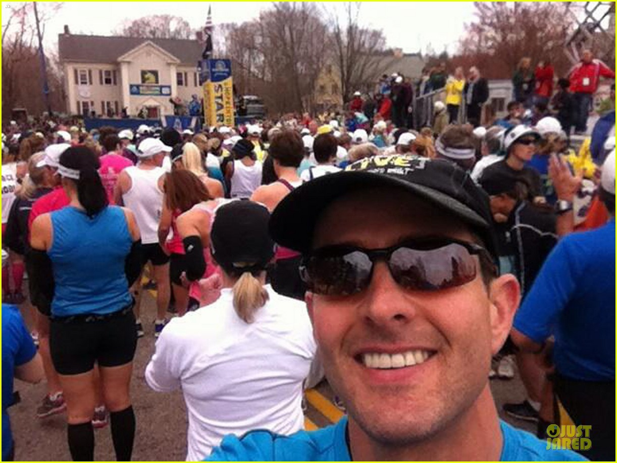 joey mcintyre missed boston marathon explosion by minutes 032850832