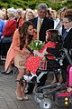 Photo 30 of Kate Middleton Visits Naomi House, Speaks in Recorded Video