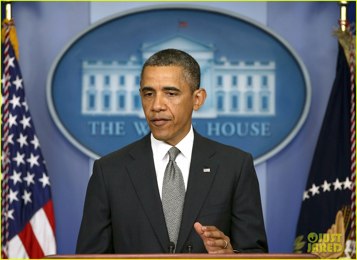 president obama calls boston bombing act of terrorism 022851460