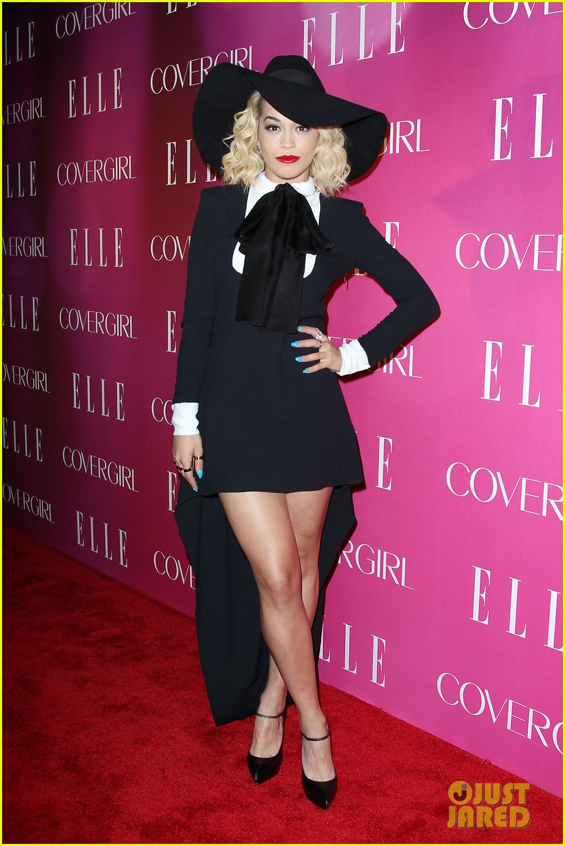 rita ora kelly rowland elle women in music event 012847309