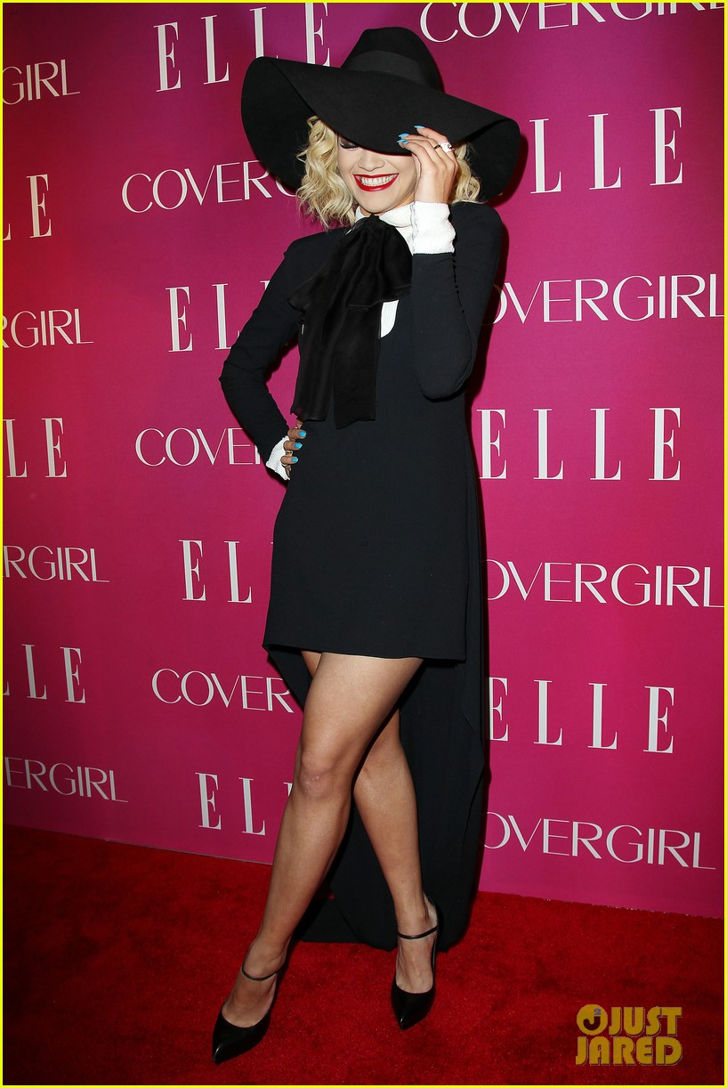 rita ora kelly rowland elle women in music event 24