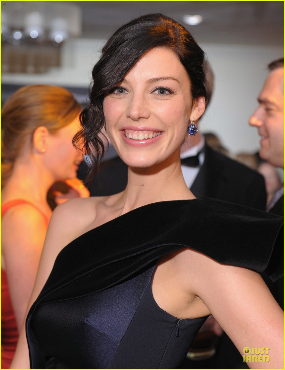 jessica pare white house correspondents dinner 2013 red carpet 07