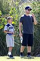 ryan phillippe deacon football game supporter 05