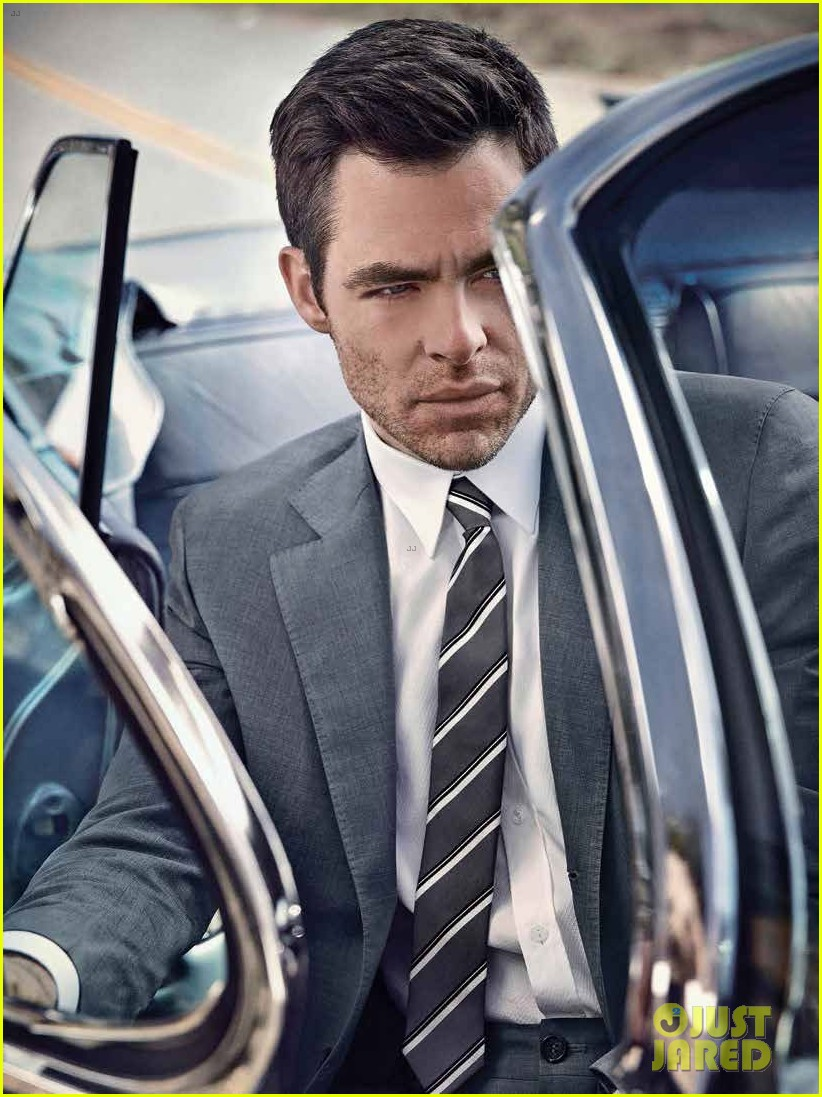 chris pine covers c for men magazine spring 2013 07