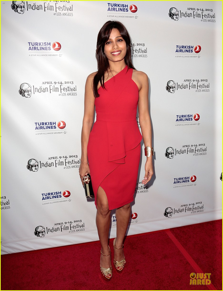 freida pinto indian film festival of los angeles opening night gala 05