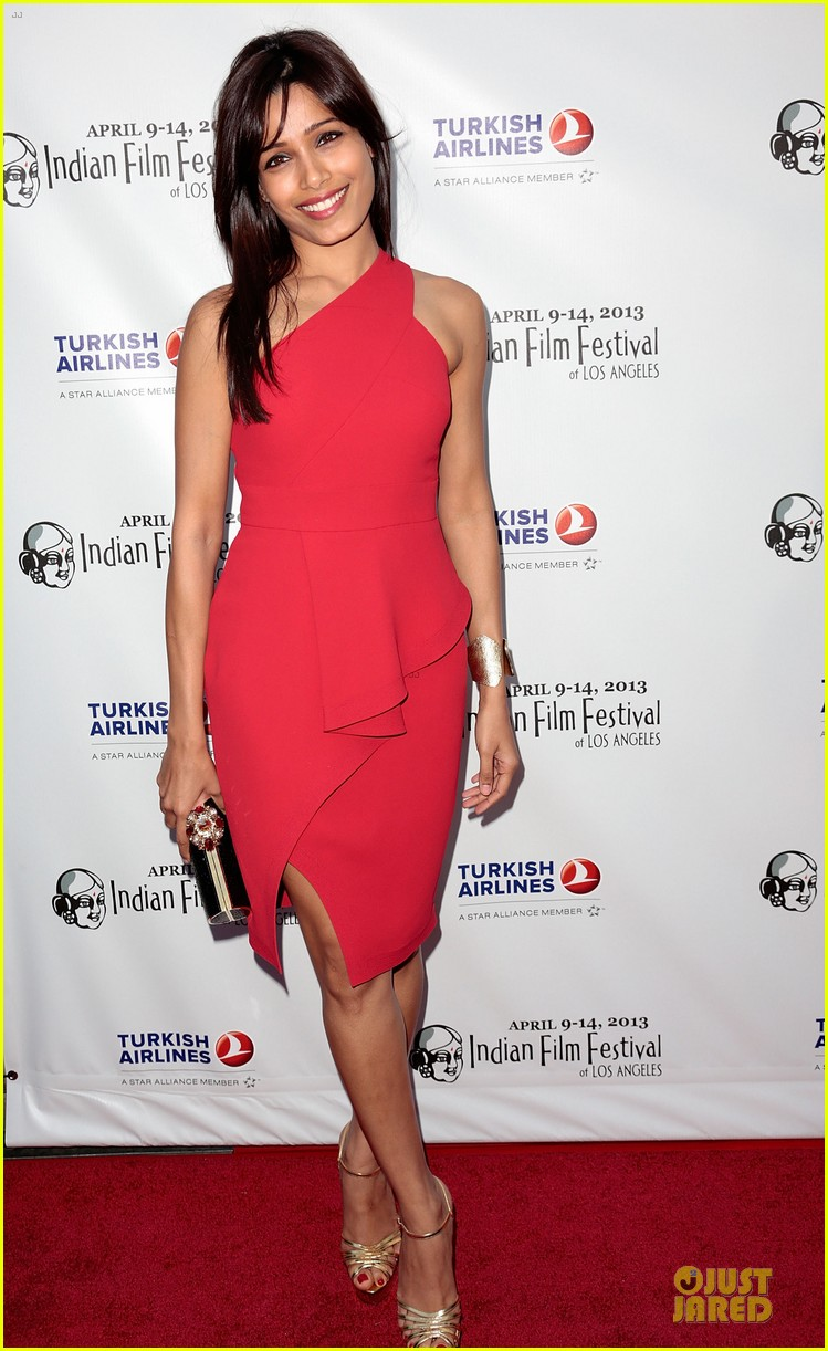 freida pinto indian film festival of los angeles opening night gala 082846574