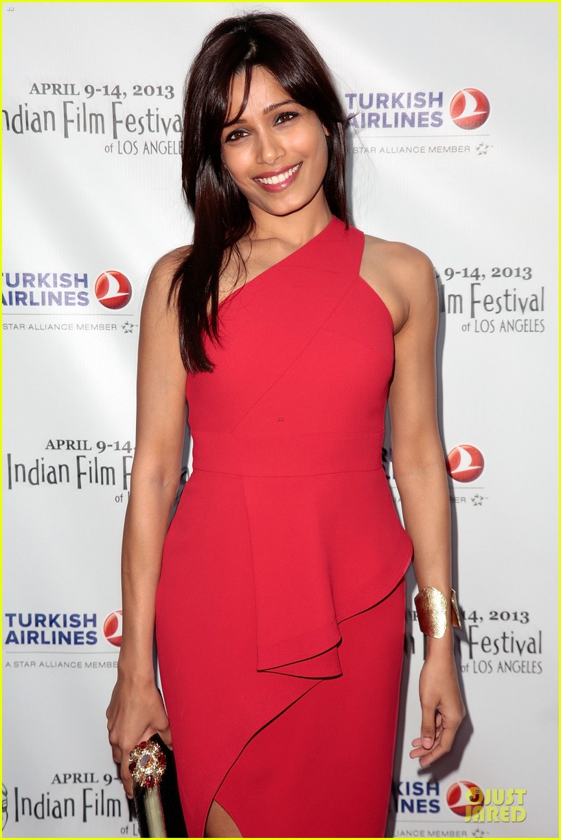 freida pinto indian film festival of los angeles opening night gala 09