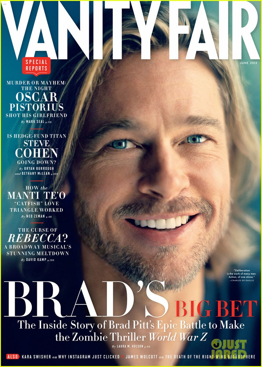 brad pitt covers vanity fair june 2013 01