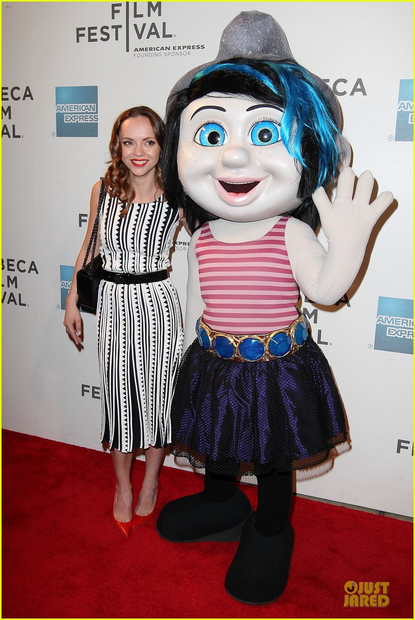 christina ricci the smurfs tribeca screening 152859404