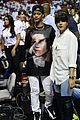 rihanna miami heat game night 09