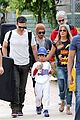 leann rimes eddie cibrian jake baseball game before birthday party 01