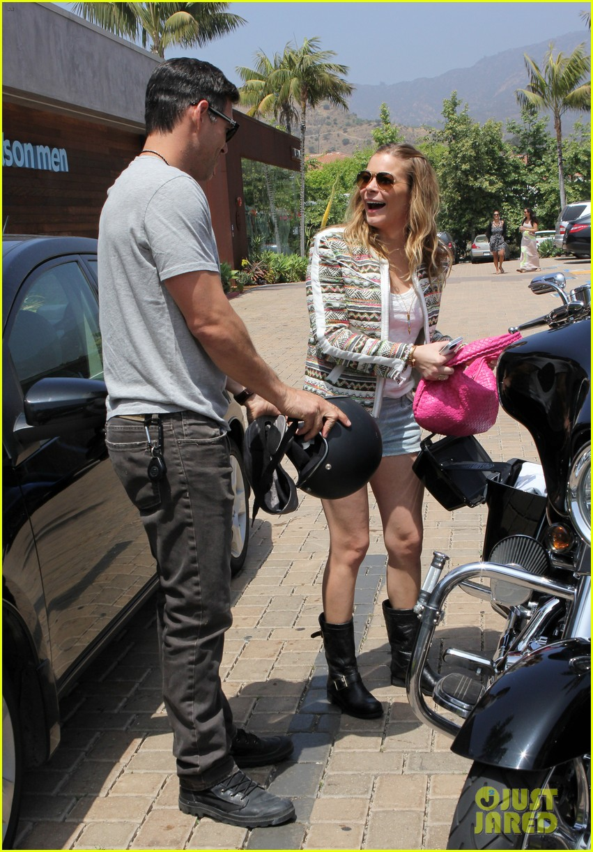 leann rimes has perfect day with biker boy eddie cibrian 03