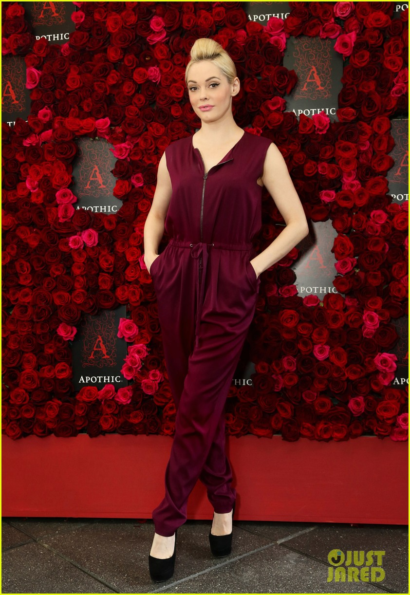 rose mcgowan apothic rose launch in nyc 07