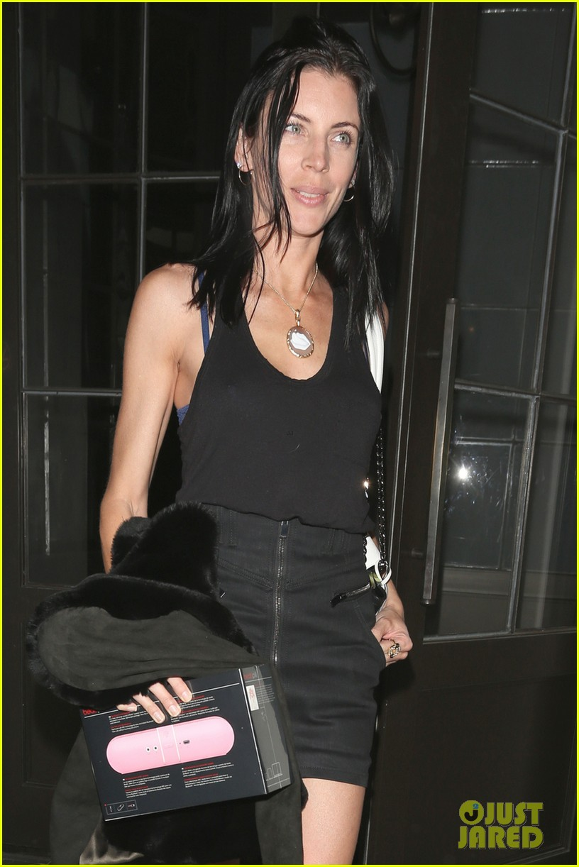 liberty ross spago dinner with jimmy iovine 022846794