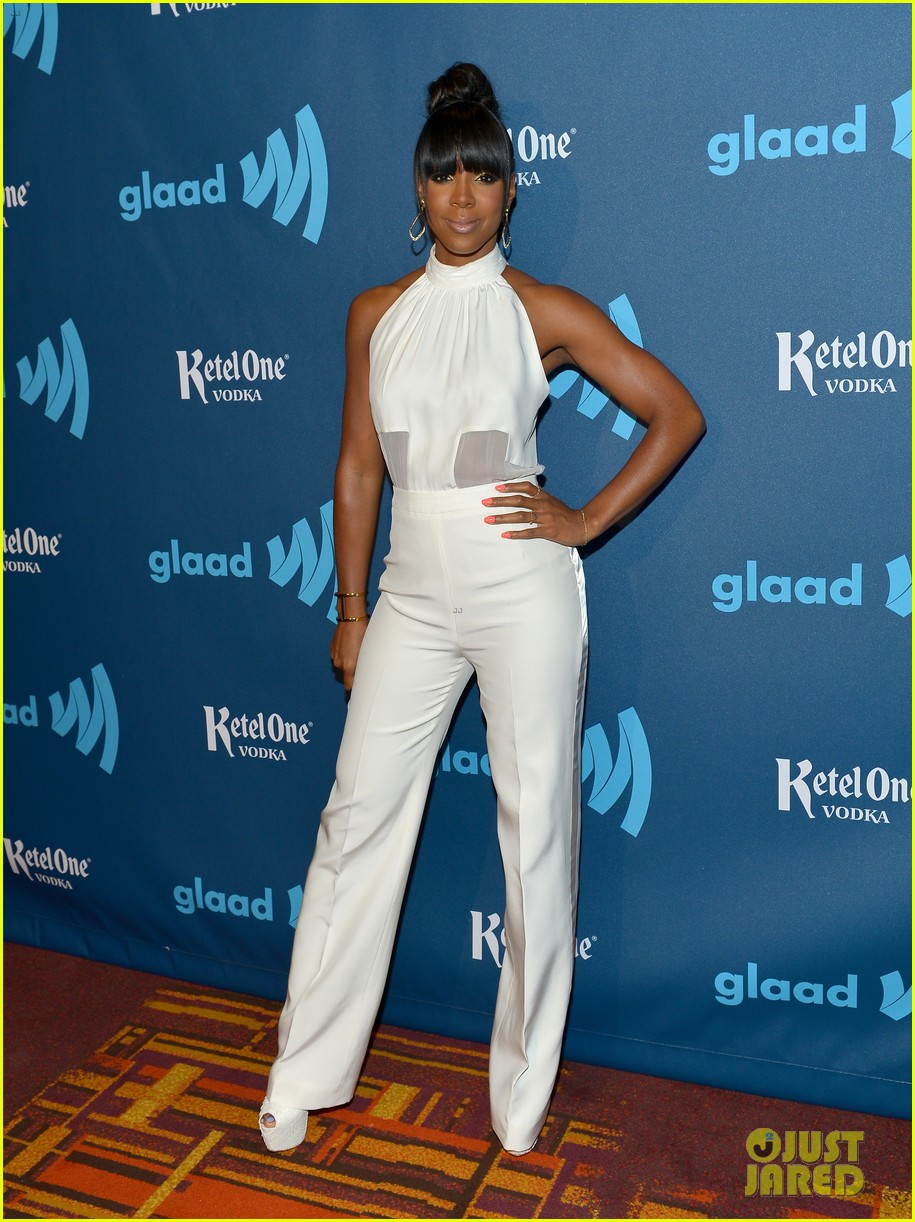 kelly rowland ashley benson glaad media awards 2013 202854641