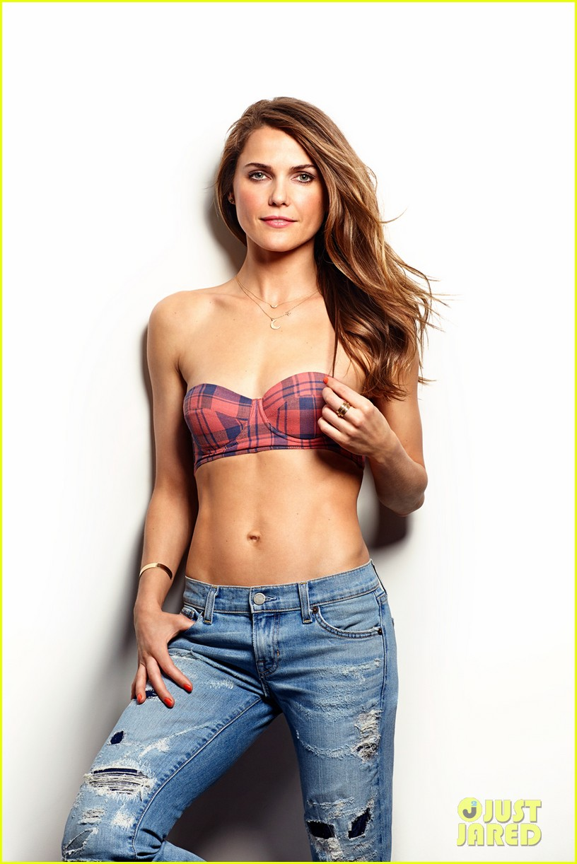 keri russell bares abs for womens health may 2013 02