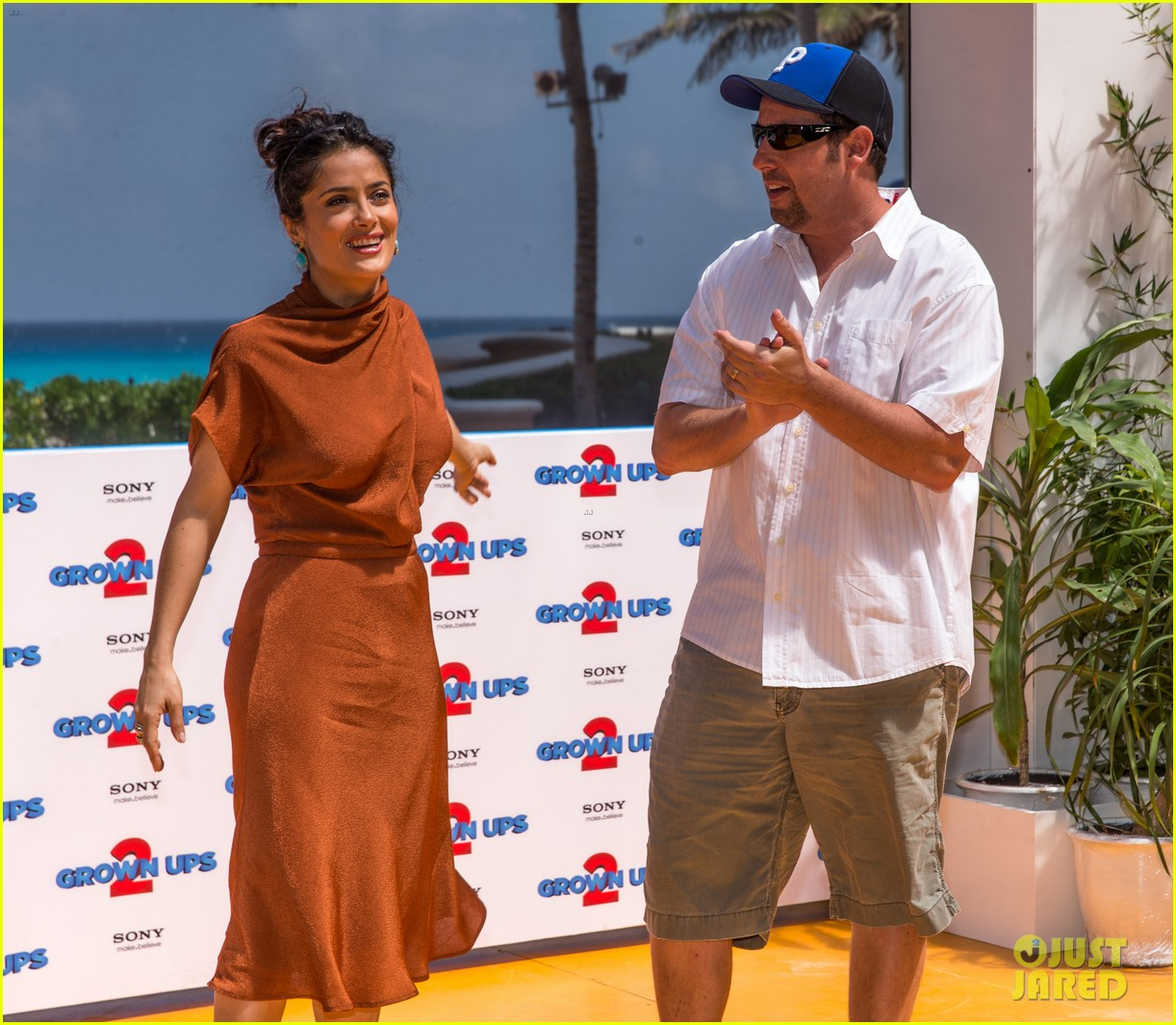 adam sandler taylor lautner grown ups 2 in cancun 03