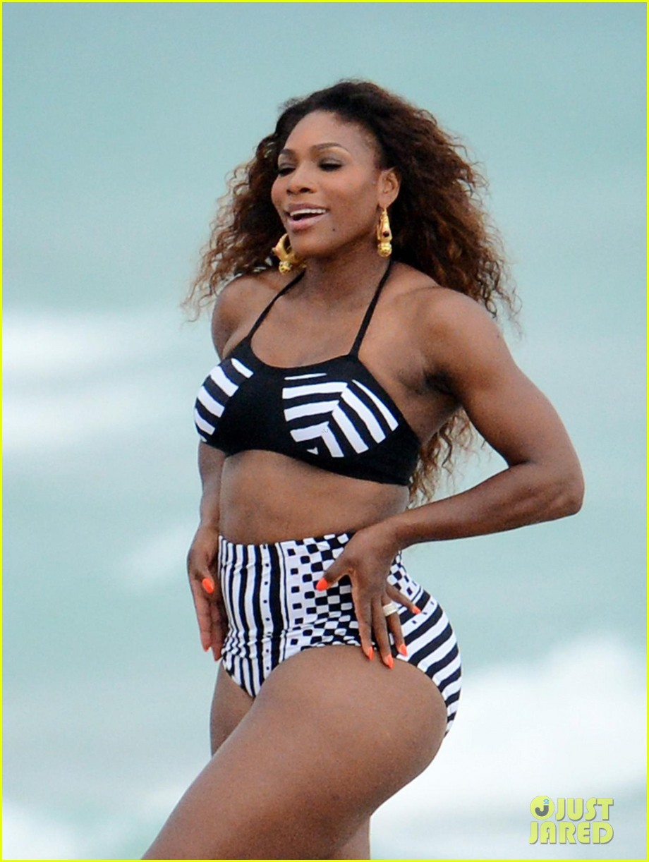 serena williams bikini beach photo shoot 042851327