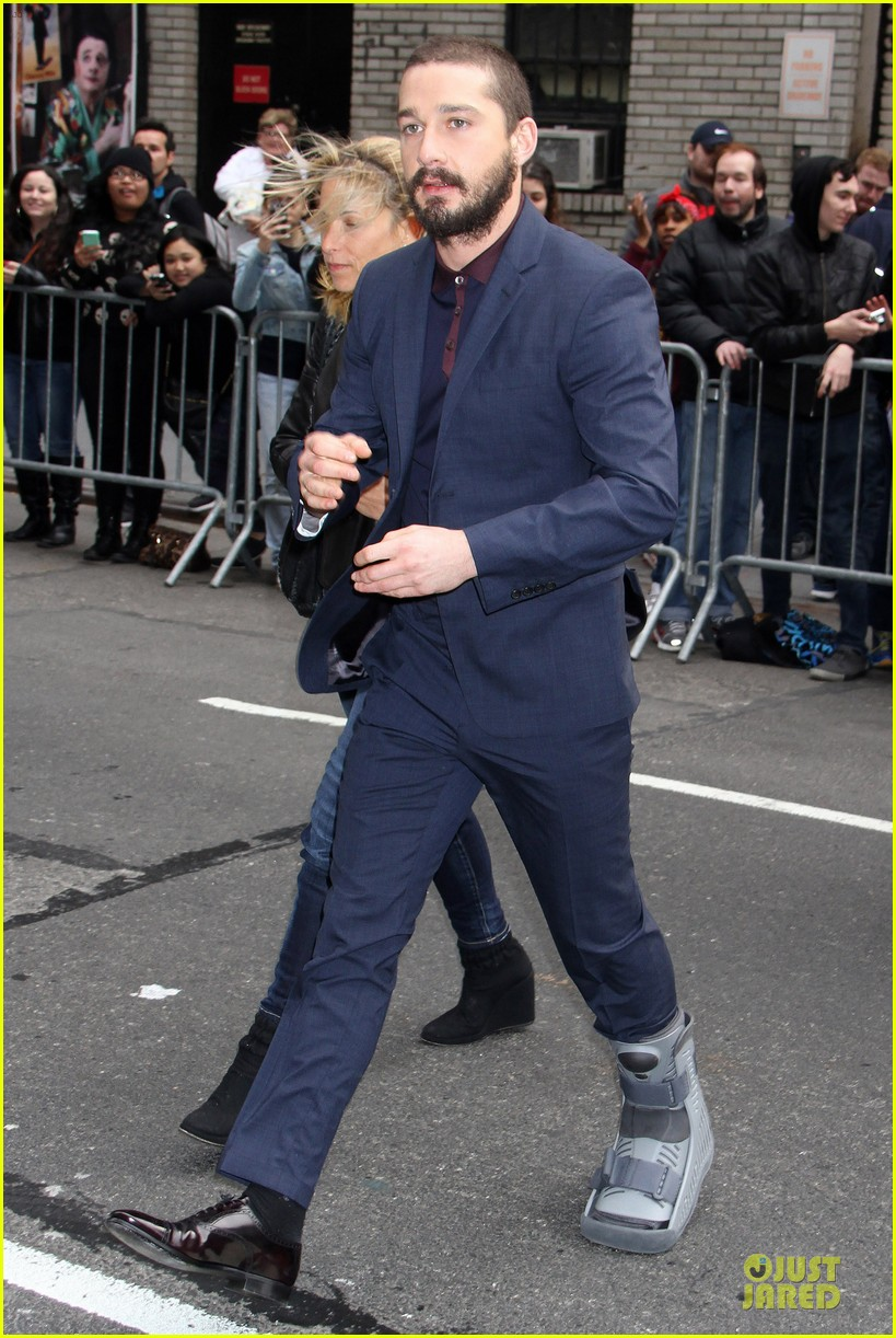 shia labeouf the company you keep new york premiere 062841715