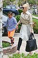 gwen stefani gavin rossdale easter sunday fun with the kids 12