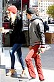 emma stone andrew garfield bubbys coffee couple 12